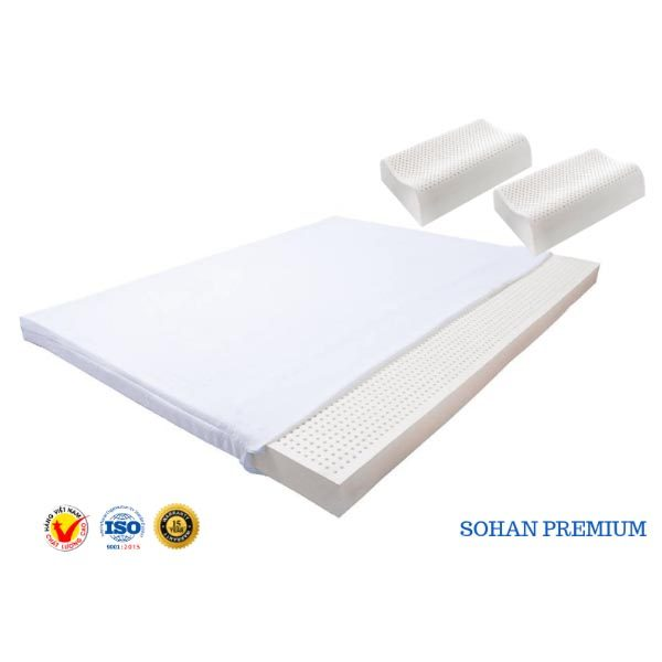 Nệm Cao Su SOHAN Premium 2