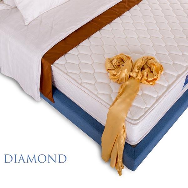 Nệm Lò Xo Túi Vạn Thành Diamond 2