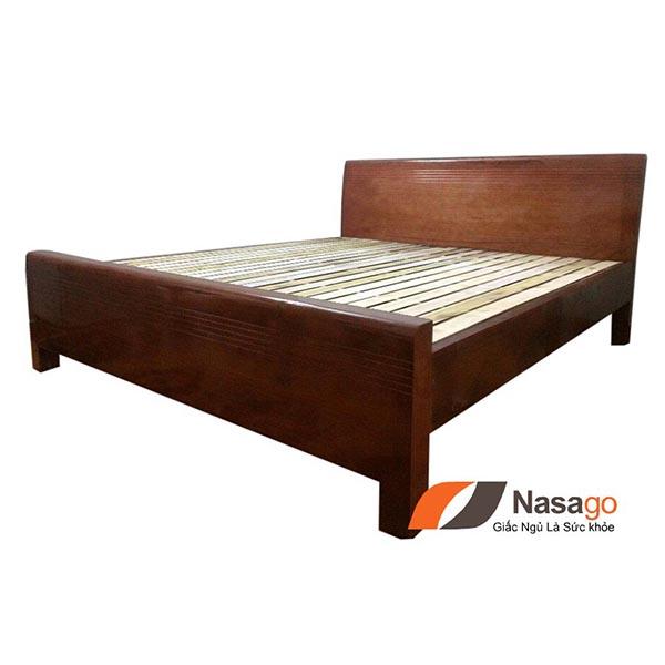 Giường Ngủ Gỗ Xoan Đào Giá Rẻ 2